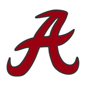 Alabama Crimson Tide Alabama Crimson Tide 161 Logo Vector Logo Of Alabama Crimson Tide Alabama Crimson Tide Alabama Crimson Crimson Tide