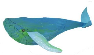Ocean crafts for preschool whale craft kids whale for Whale crafts for kids