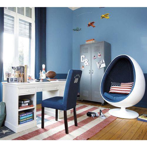 kleiderschrank spind aus metall kidsroom i kinderzimmer pinterest spind kleiderschr nke. Black Bedroom Furniture Sets. Home Design Ideas