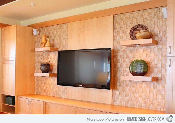 20 Floating Wall Shelves Design For Inspiration | Home Design