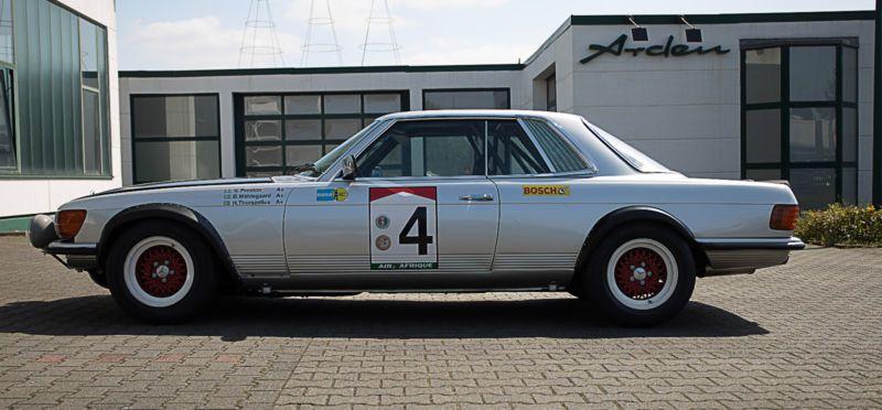 Mercedes-Benz 450 SLC 5.0 *Rallye Competition*