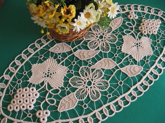 romanian point lace | Romanian Point Lace / Spieghiamo il MACRAME' RUMENO: MACRAME' ALL ...