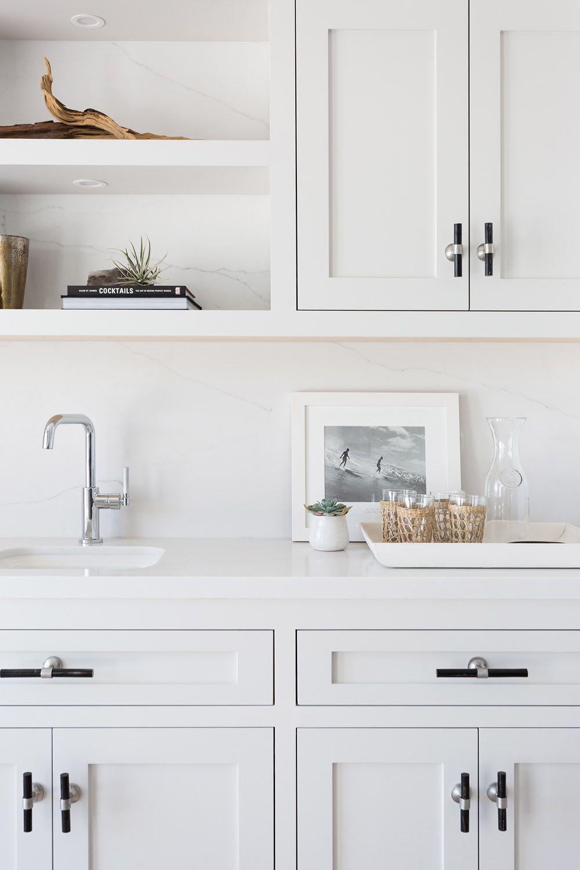 A Malibu Oasis By Kristen Marie Inc Rue Modern Kitchen