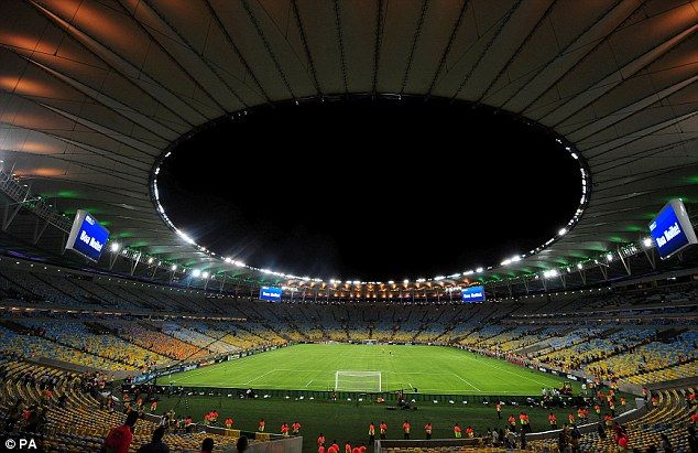 World Cup 2014 Brazil Stadium Guide World Cup World Cup Stadiums World Cup 2014