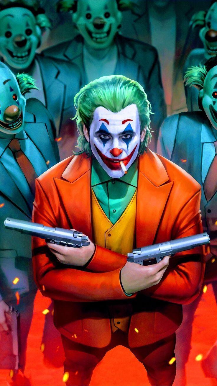 Joker New Wallpapers In 2020 Joker Hd Wallpaper Batman Joker Wallpaper Joker Comic