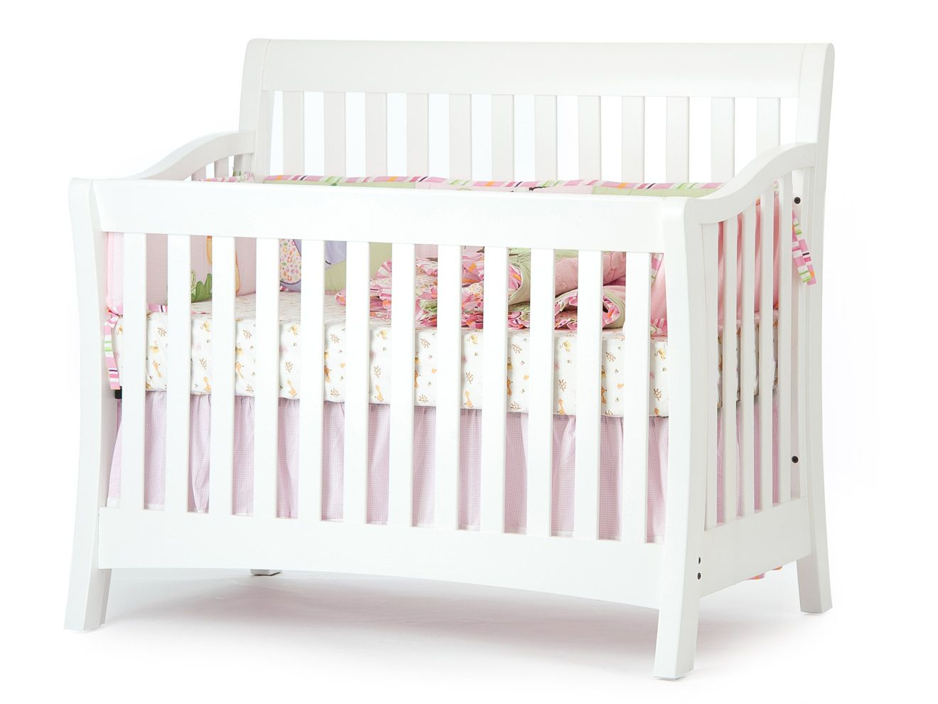 Munire Urban Lifetime Convertible Crib With Images Kids Furniture Stores Cribs Baby Bedroom Furniture