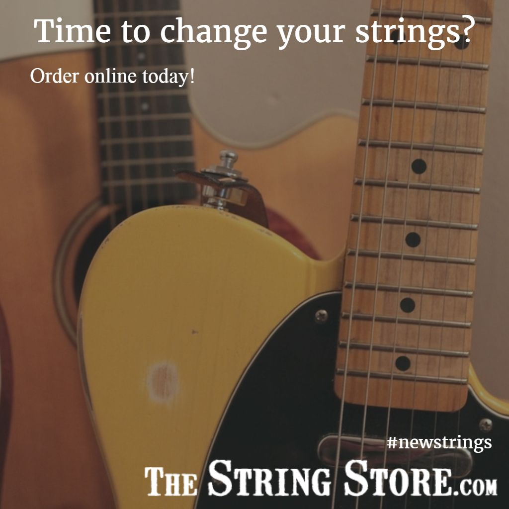 How to Change Strings on an Acoustic Guitar StepbyStep