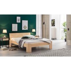 Laura bed, solid beech, 80 cm x 200 cm  | Home 4