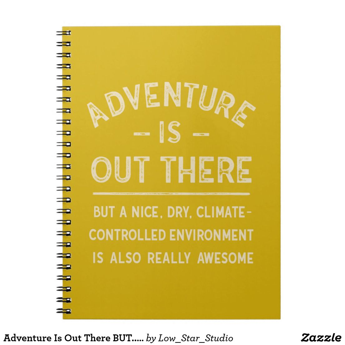 Wonderful Funny Saying Notebook