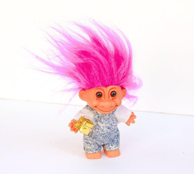 Pin On Troll Dolls