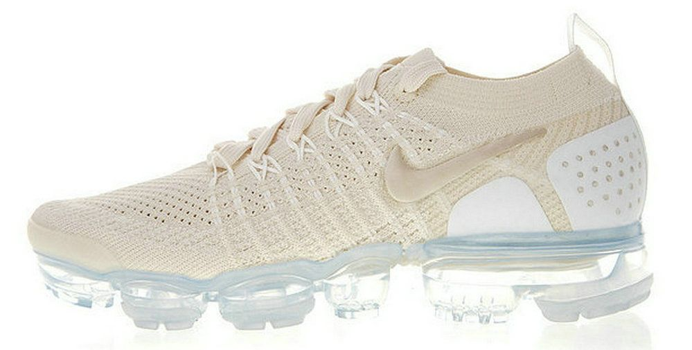 891ed17b7b0 2018 Cheap Priced Nike Air Vapormax Flyknit 2 0 Light Cream White Metallic  Gold 942843 201