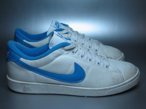 1f76a410bc Nike Tennis Shoes from the 80 s. Yep