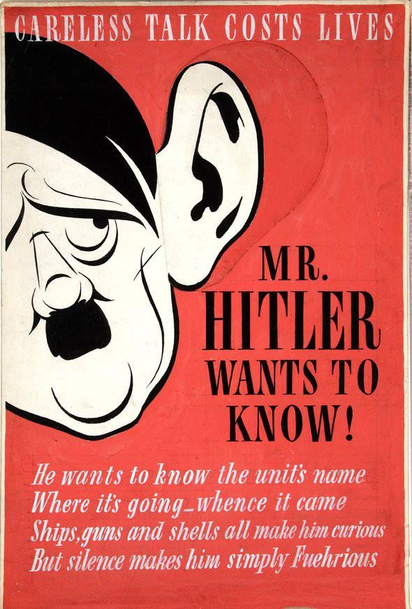 Mr. Hitler wants to know!