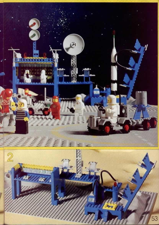 Books Legoland Idea Book Lego 6000 Lego Space Sets Lego Space Classic Lego