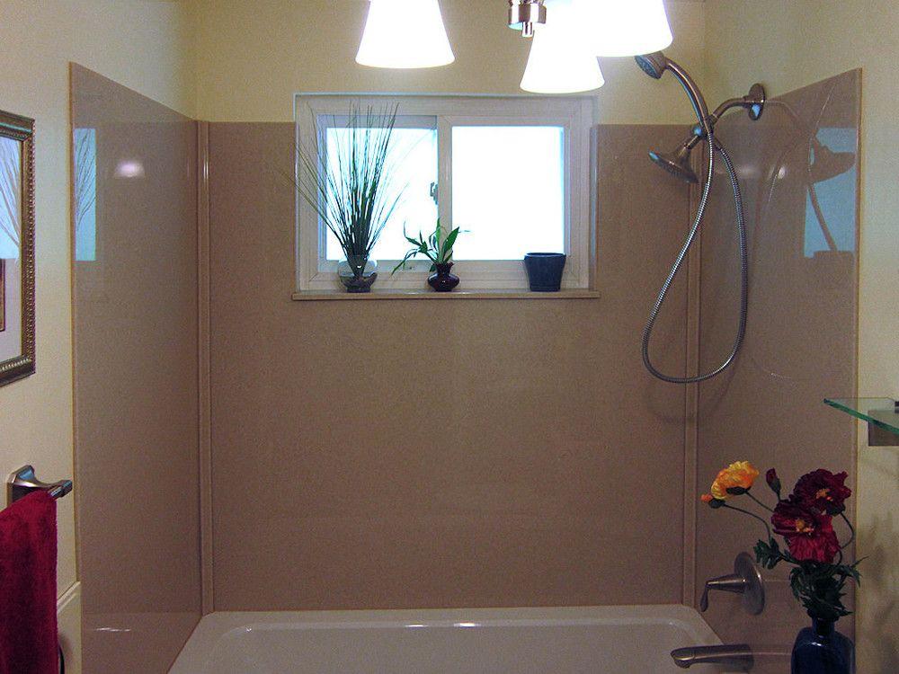 Solid Surface Bathtub Walls Best 2017 | Bathroom | Pinterest ...