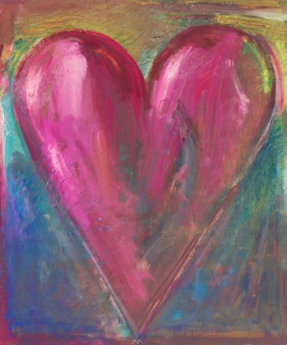 Jim Dine Hearts - Lessons - Tes Teach