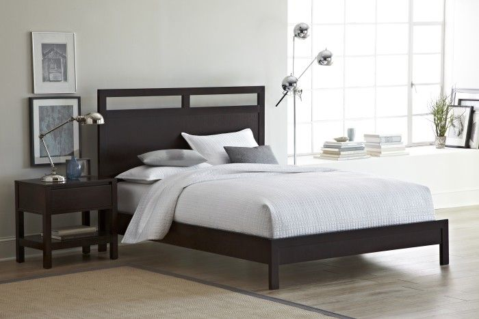 linear queen bed 790-5863 #HomeAtJCP Where the Heart Is