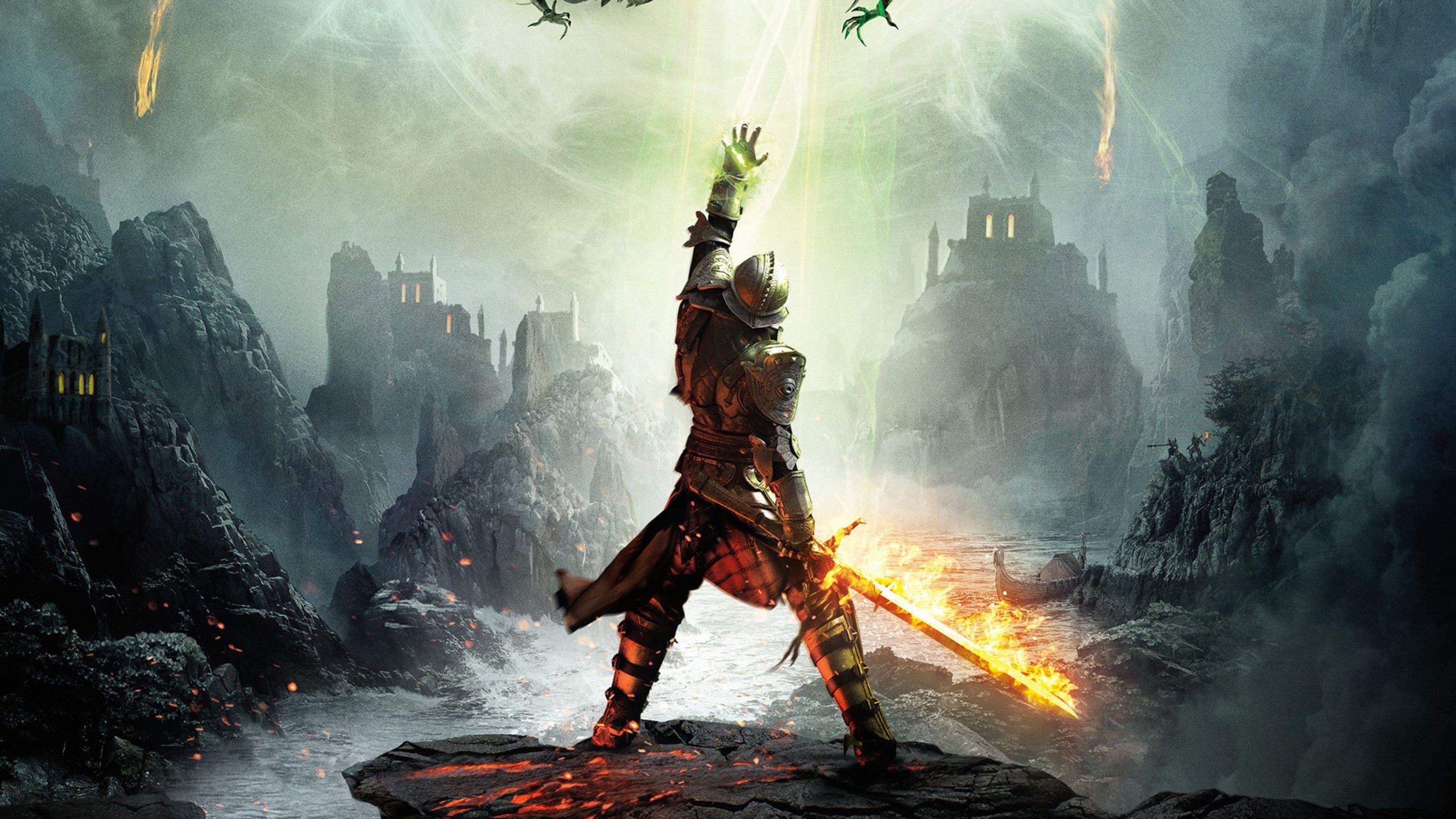 3840x2160 Dragon Age Inquisition 4k Desktop Wallpaper Hd Dragon Age 4 Dragon Age Dragon Age Inquisition