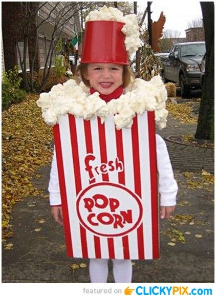 24 Homemade Kid Halloween Costumes Diy Crafty Pictures