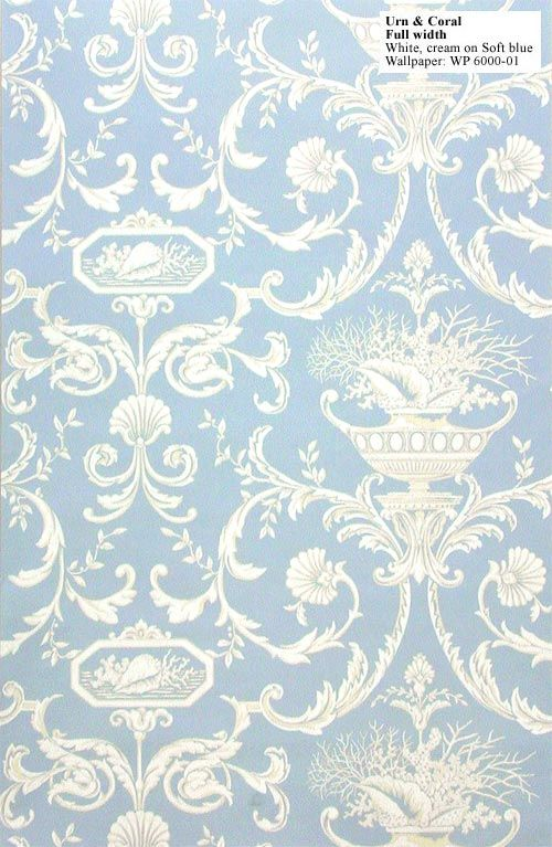 Textiles Wallpaper 1740 1840 Georgian And Federal