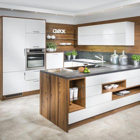 k che mit raumteiler cocina in 2019 eckk che k che und wohnzimmer und neue k che. Black Bedroom Furniture Sets. Home Design Ideas