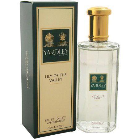 Lily Of The Valley by Yardley London for Women, 4.2 oz