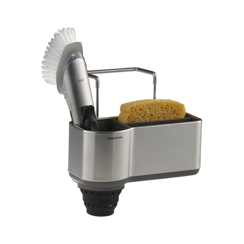 Best Simplehuman ® Sink Caddy Sink Kitchen Appliances Oven 640 x 480