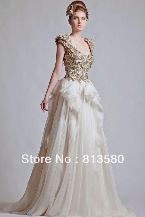 Vintage Ball Gown | Designer Vintage Gowns & More.. | Pinterest