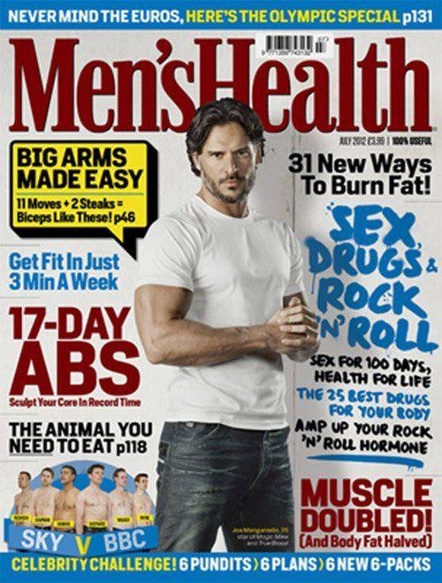 MENS HEALTH UK JULY 2012 PDF