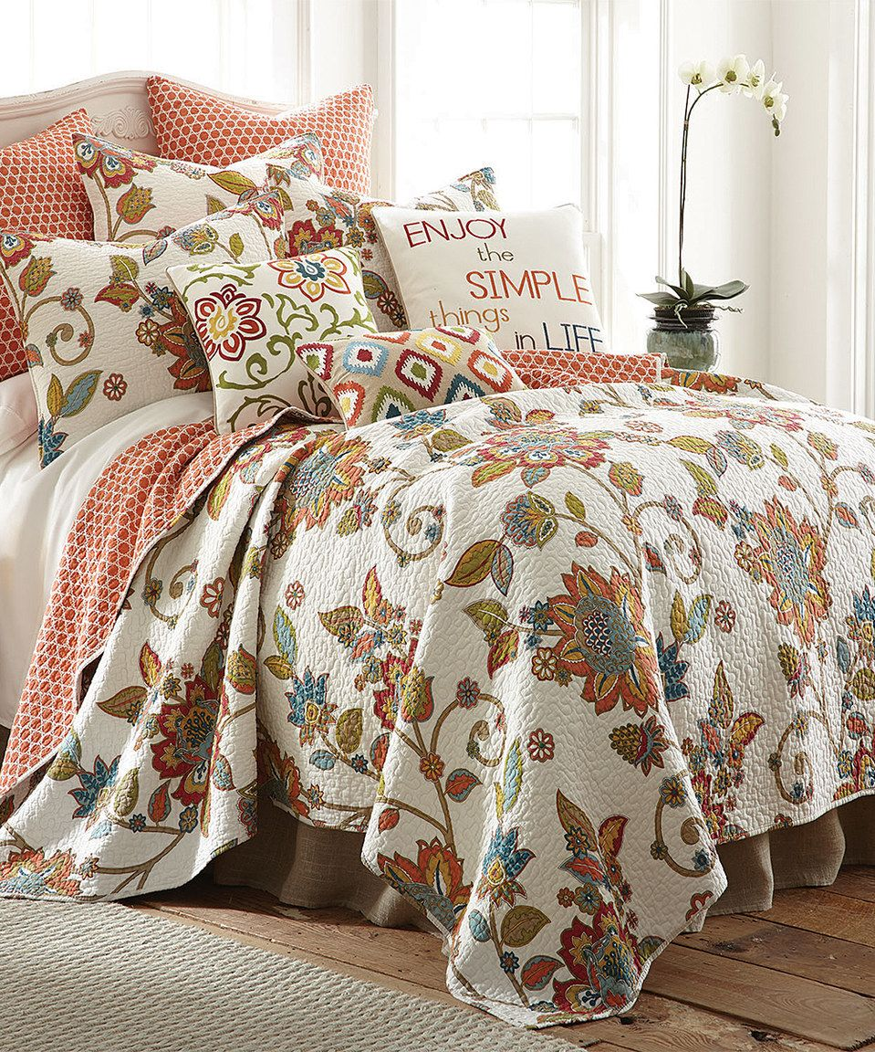 Look What I Found On Zulily Clementine Quilt Set By
