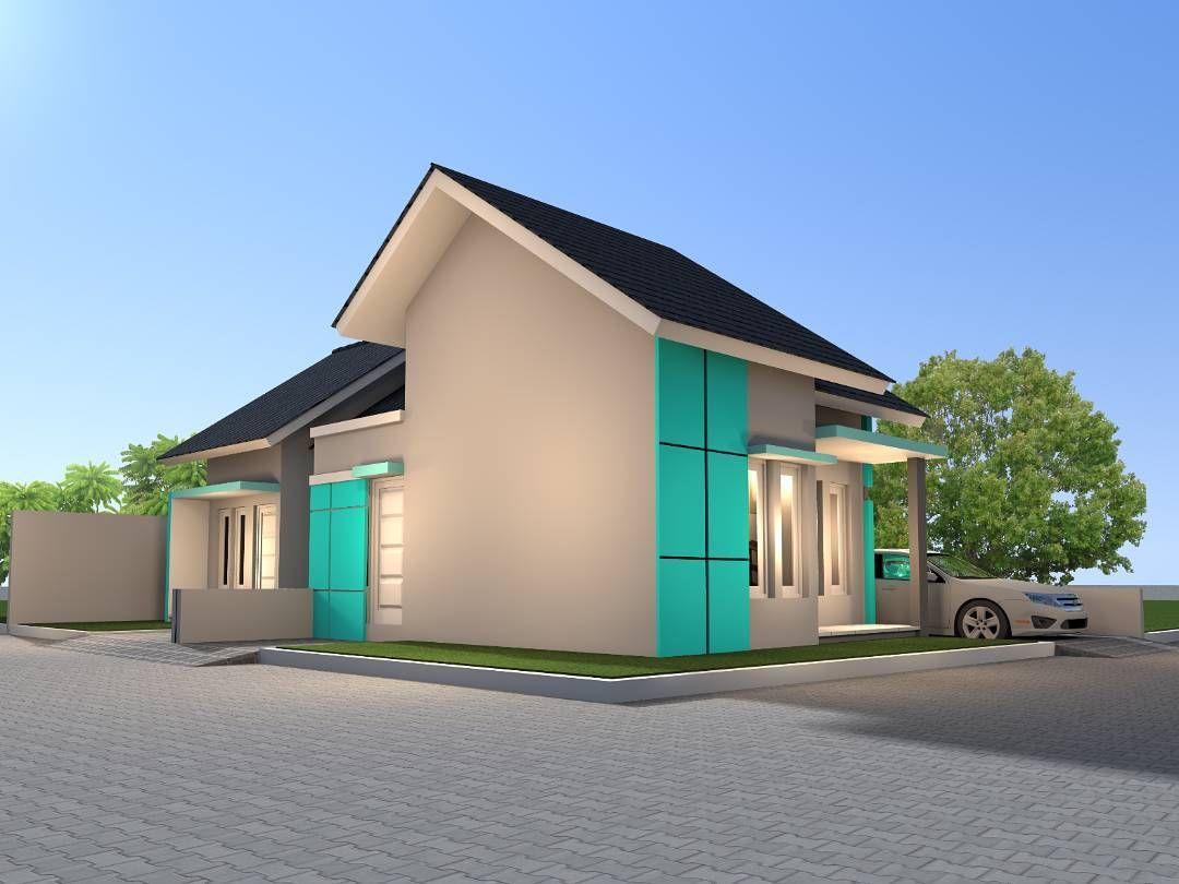 Desain Rumah Minimalis Modern Terbaru 1 Lantai Tampak Samping Rumah Minimalis Rumah Desain Rumah