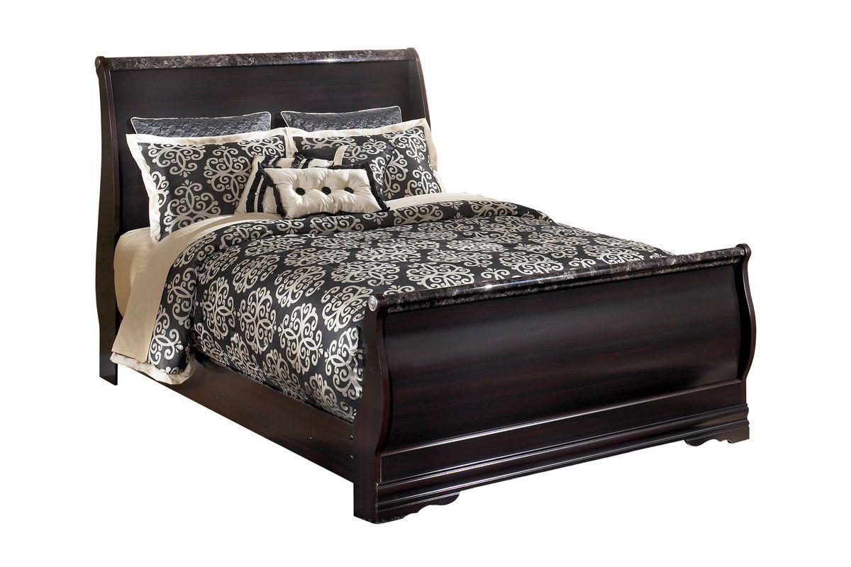 Esmarelda Queen Bed from GardnerWhite Furniture Ashley