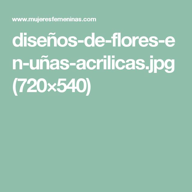 Bonito Las Fotografías De Flores Lindo Del Arte Del Uña Friso ...
