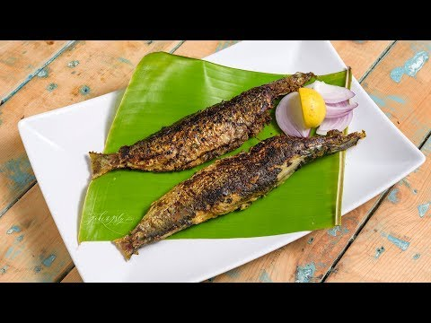 Fish Fry Without Oil Sardine Fish Fry Without Oil Manchatti Kitchen Youtube Fried Fish Fries Sardine