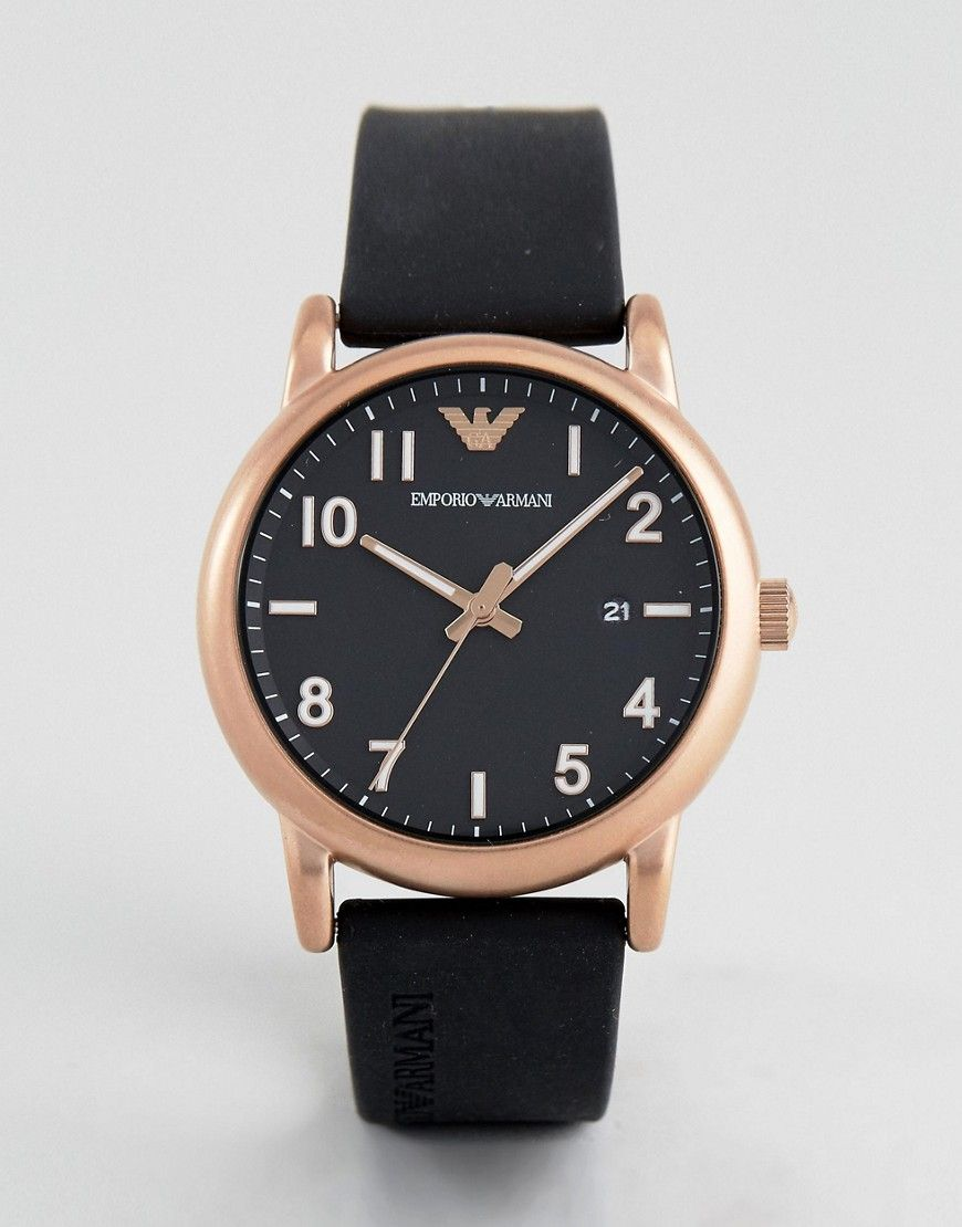 7b62e943a11b Get this Emporio Armani s watch now! Click for more details. Worldwide  shipping. Emporio