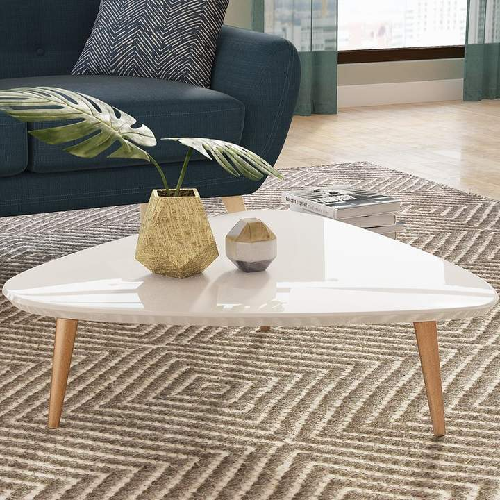 George Oliver Lemington Coffee Table With Splayed Legs Coffee Table Modern Furniture Living Room Furniture