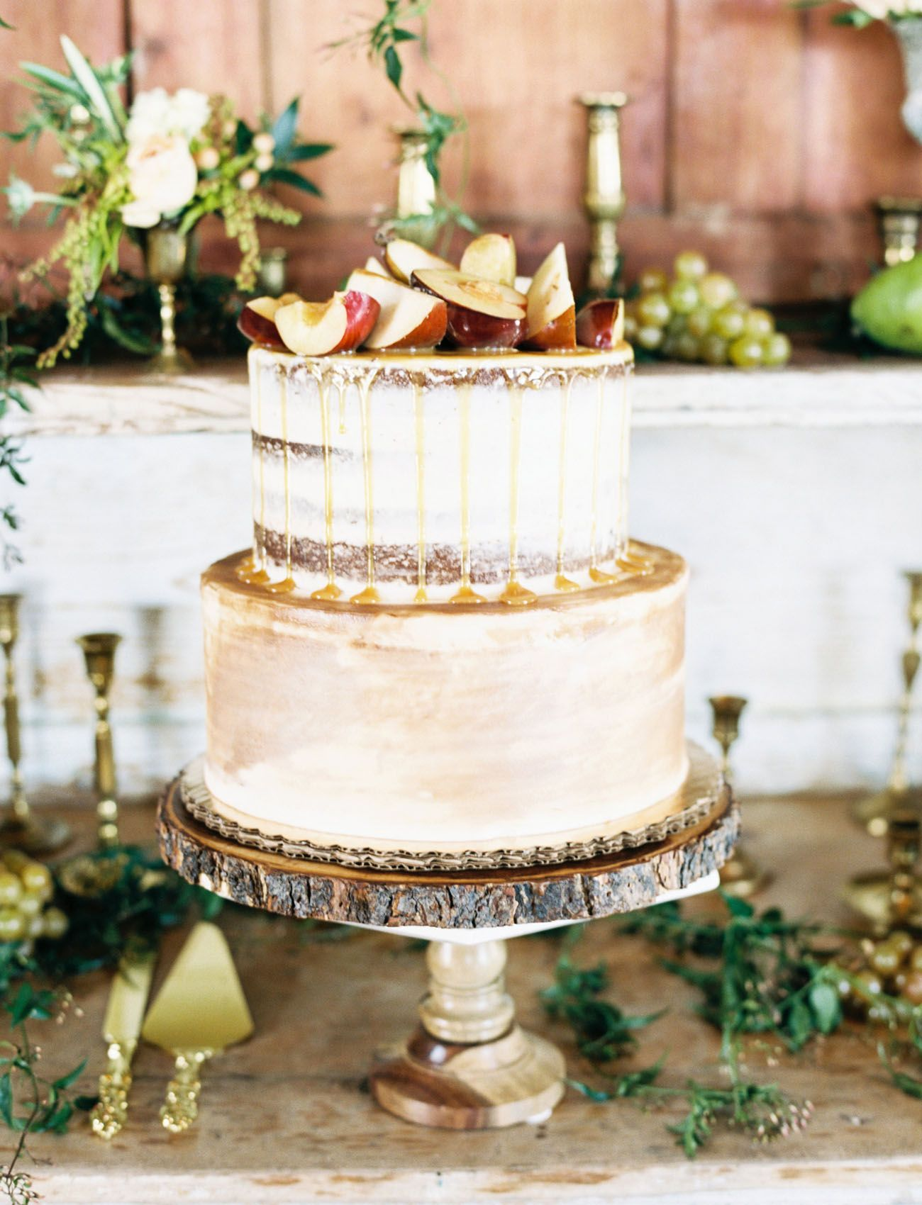 Sweet \'n\' Natural Rustic Wedding in the Texas Hill Country | Drip ...