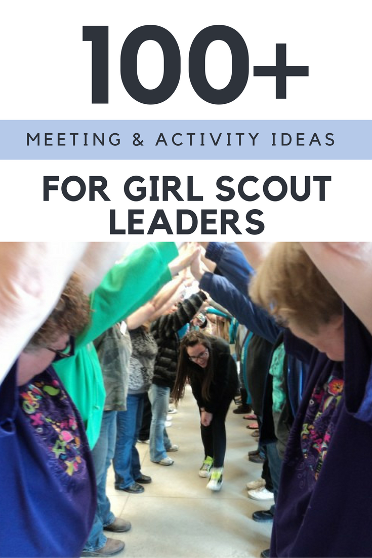 resources for girl scout ideas girl leader connectin leaders is a