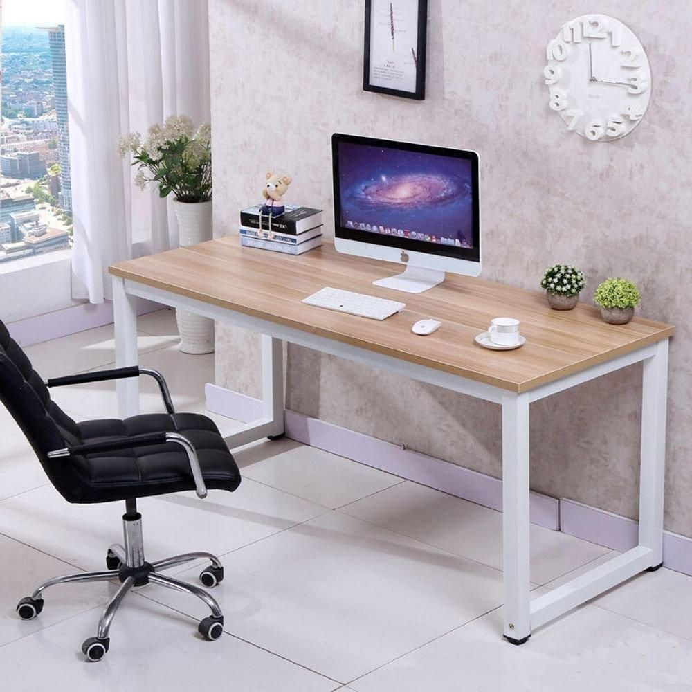 Unique Computer Desk Newegg For Your Home White Office Furniture Wood Computer Desk Home Office Furniture