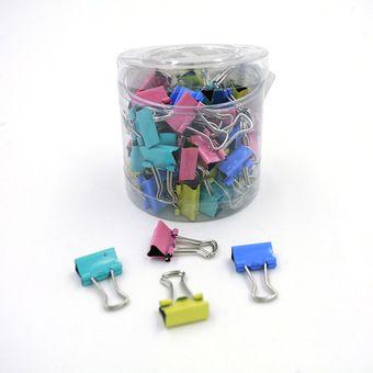 นี้ไงเจอแล้ว สินค้าที่คุณค้นหา Sporter Assorted Small Office Organize Mini Metal Binder Grip Clips Multicolor (Intl) คุณภาพดี มีมาตรฐาน
