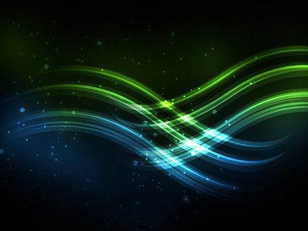 Blue Green Stars Cool Backgrounds Waves Wallpaper Background Images