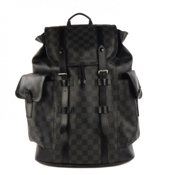 d9d7fb8c LOUIS VUITTON Damier Graphite Christopher PM | Stuff to Buy | Louis ...