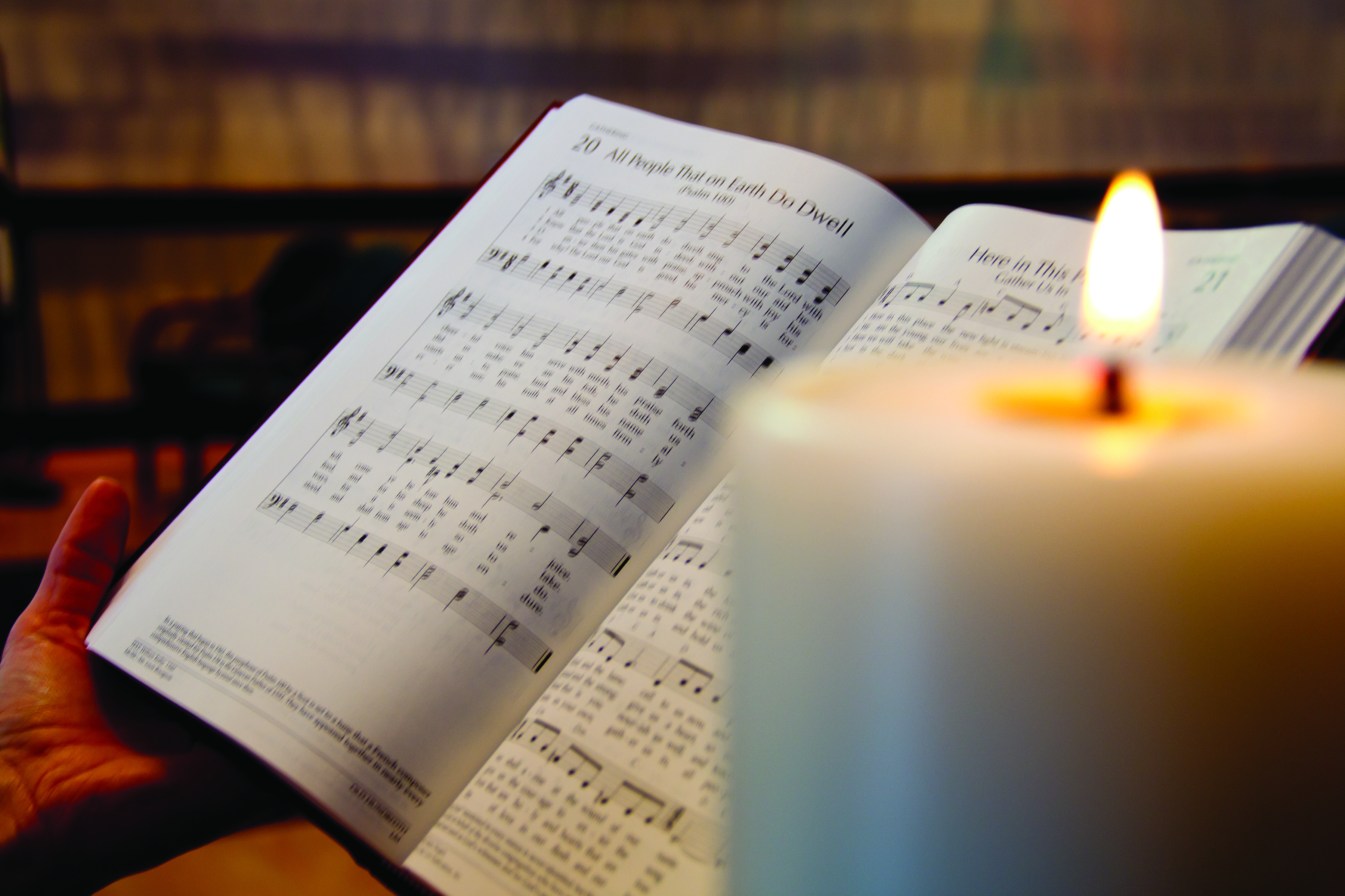 What To Do During A Long Sermon