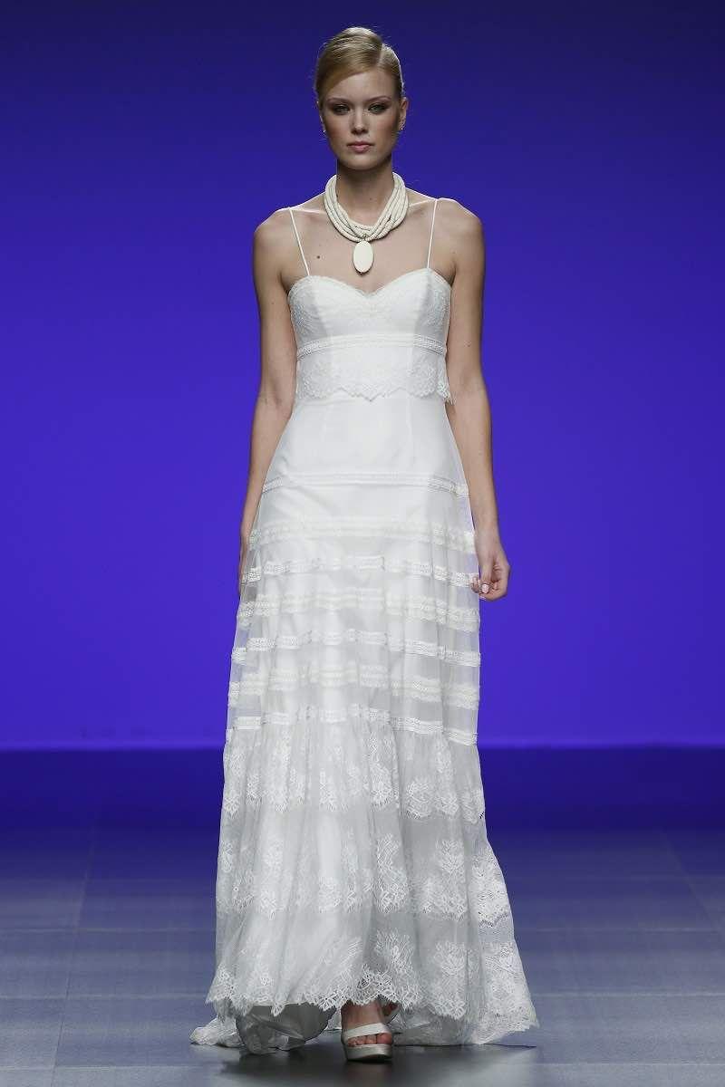 Moderno Vestidos Boho Para Bodas Imagen - Vestido de Novia Para Las ...