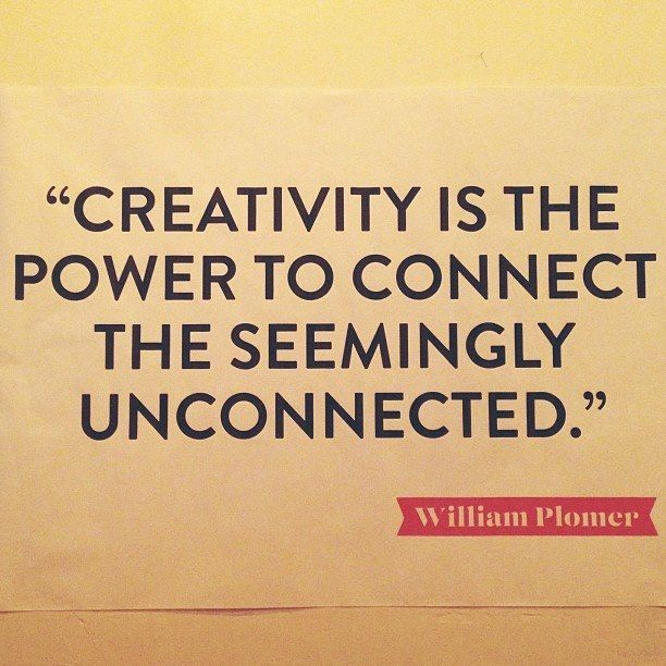 Creativity And Innovation Quotes: Thoughts On Creativity