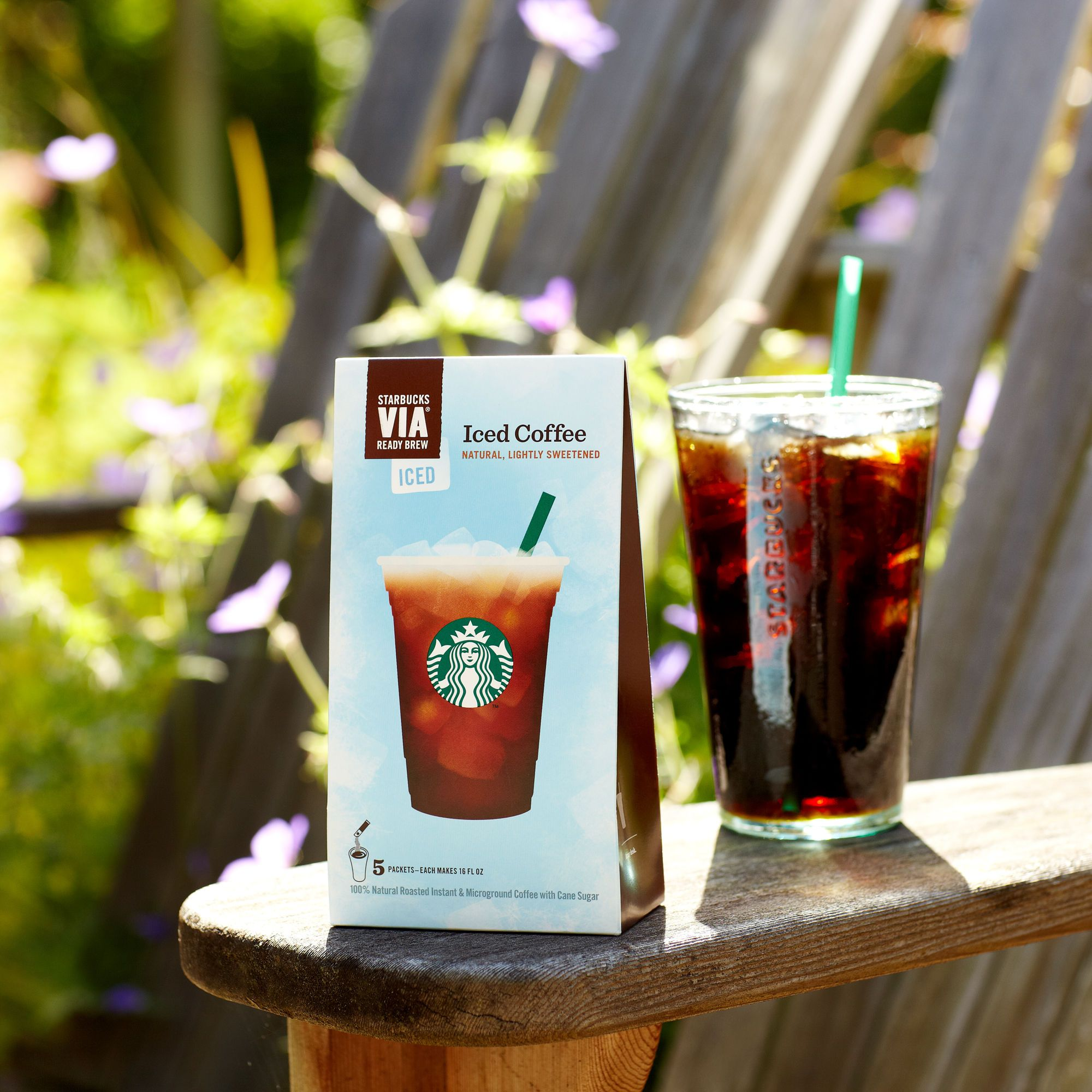 My DailyCan'tLiveWithout!!Starbucks VIA® Iced Coffee