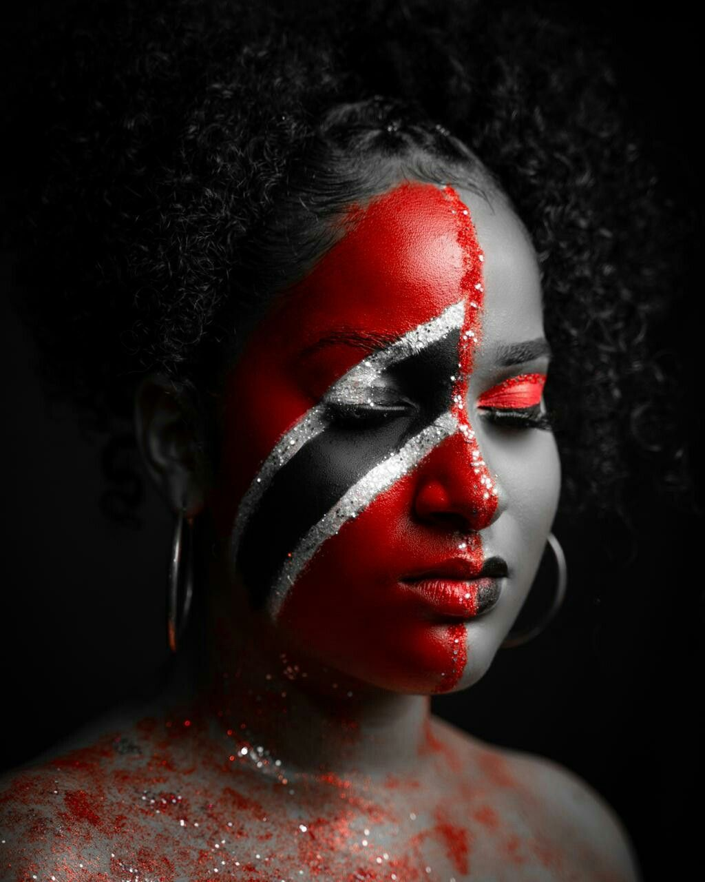 _finesse_it_hnm in 2020 Halloween face makeup, Good