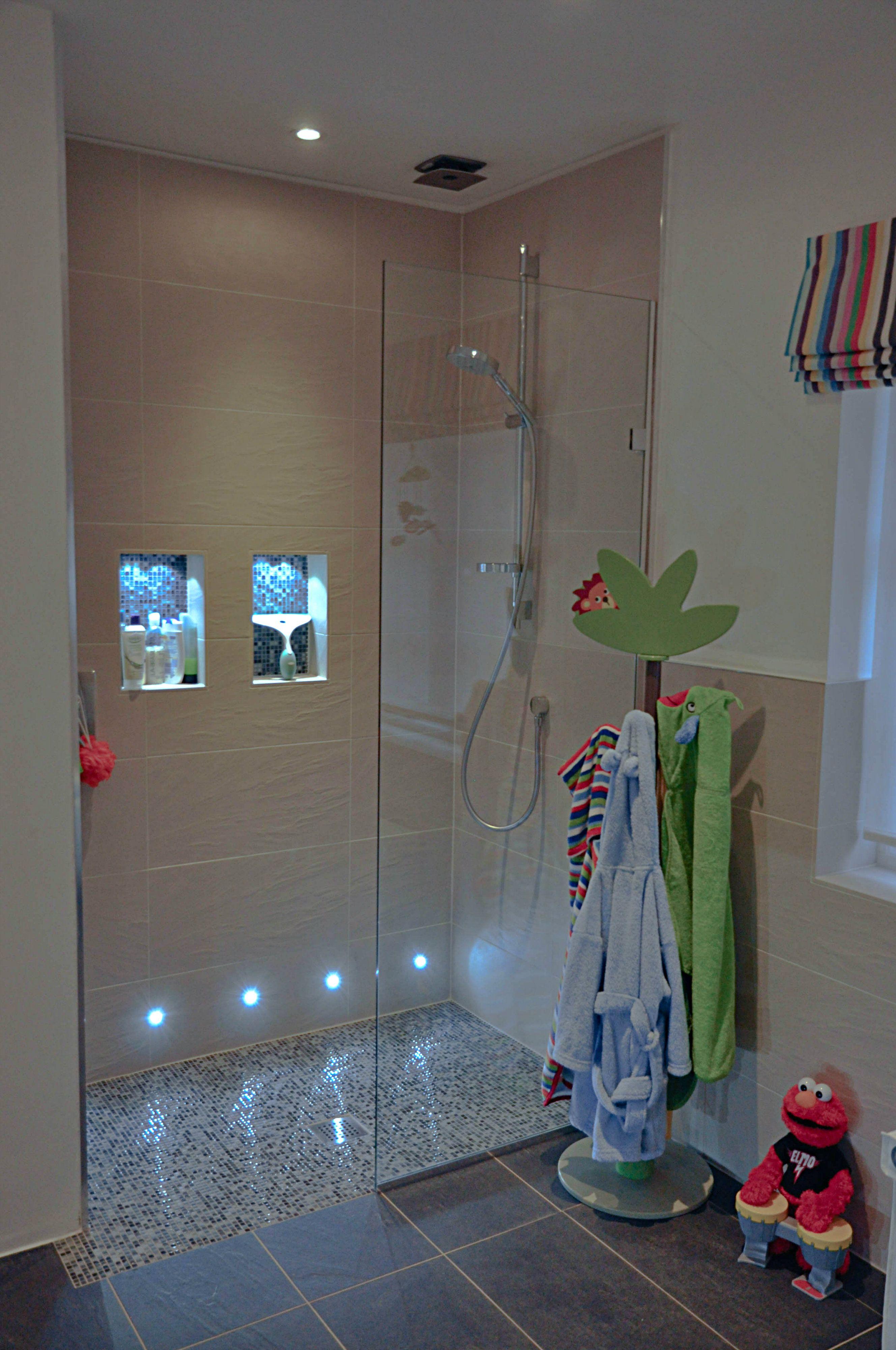 Beleuchtung Badezimmer Duschraume Duschideen
