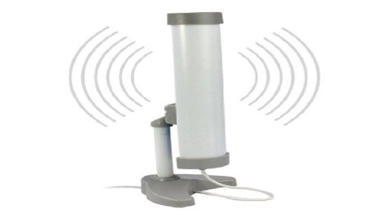 Antena Wifi Linfox 3 Kilometros De Alcance Unboxing Antena