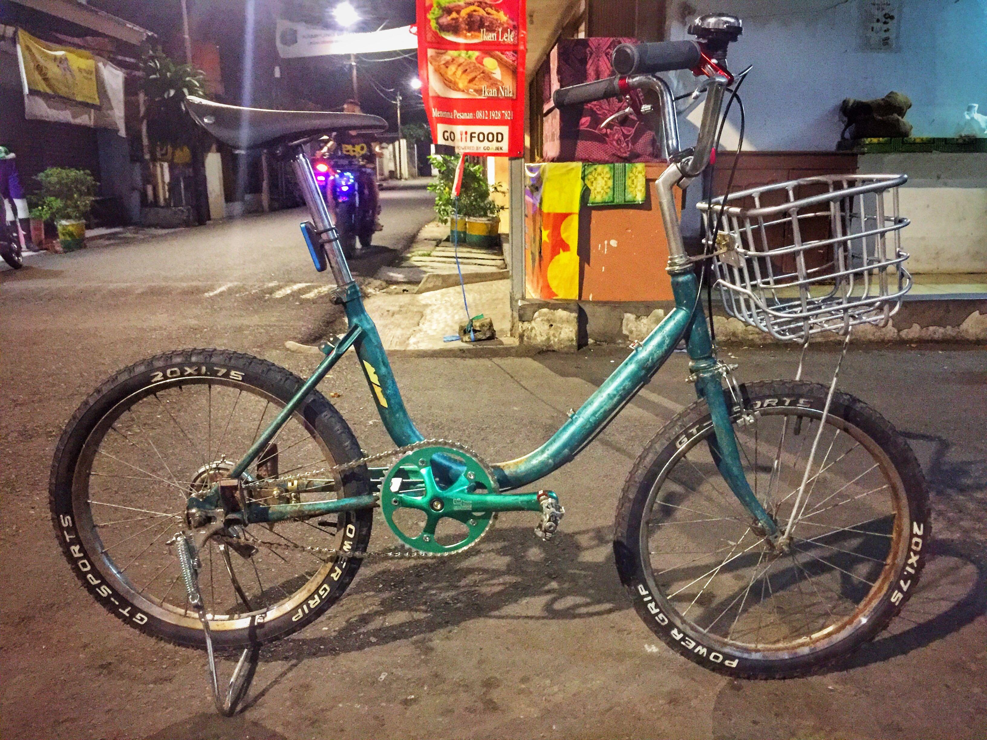 Pin Oleh Asahabuddin Gowesterus Di Sepeda Mini Sepeda Fotografi
